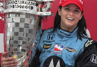 Formula One: Watch Out Jenson Button, Here Comes Danica Patrick ...