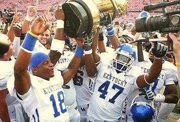 A Governor's Cup Wakeup   Kentucky Sports Radio