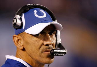 Tony Dungy Walks Away After Long NFL Career as Player, Coach ...