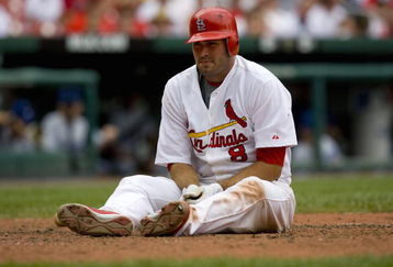 Troy Glaus, St. Louis fantasy baseball 3B