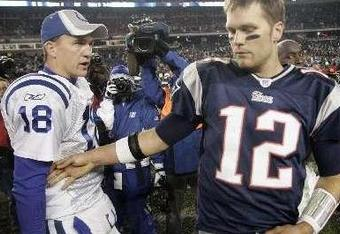 Peyton Manning vs. Tom Brady By The Numbers: Details They Don't ...