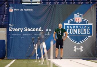 Clay Matthews NFL Combine