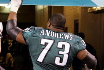 Shawn Andrews could have played his last game due to depression and recurring back pain. Although not specific to the Andrews case, research indicates the two issues may be linked.