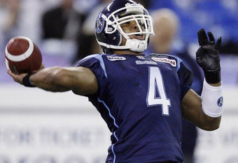 CFL 2009 Season Preview: Toronto Argonauts | Bleacher Report