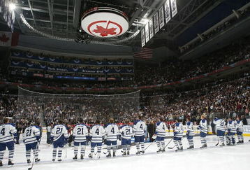 Line Up: Toronto Maple Leafs v. Buffalo Sabres