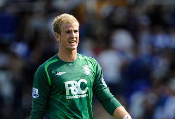 51742 feature Can Joe Hart Become England's Number One?