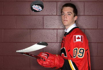 Recent Flames' Picks Playing Solid Hockey In AHL & Junior Leagues