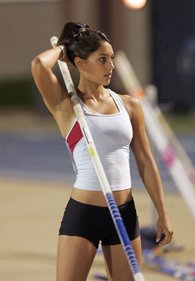 Stomach: Allison Stokke