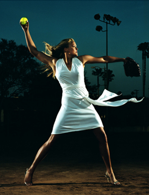 Arms: Jennie Finch