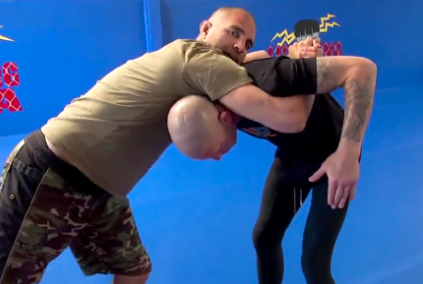 MMA Move of the Week: KNEE TO THE FACE!