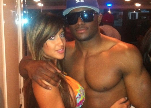 Bossip Has Photos Of Reggie Bush S New Girlfriend Another Kim